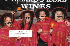 The Jalapinots (Best Team Name)