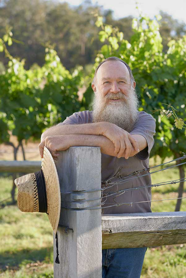 Warren the winemaker