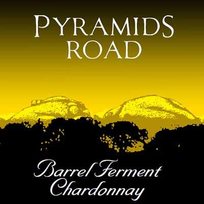 Pyramids Road Barrel Ferment Chardonnay