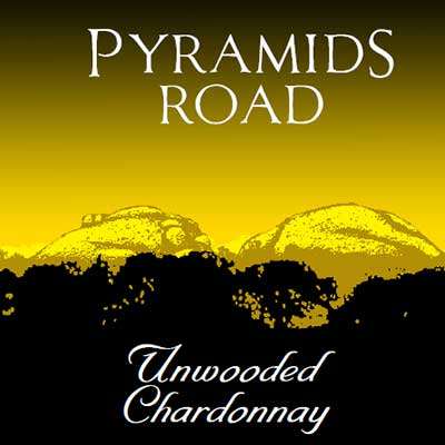 Pyramids Road Unwooded Chardonnay
