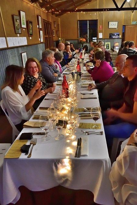 Merlot Wine Dinner